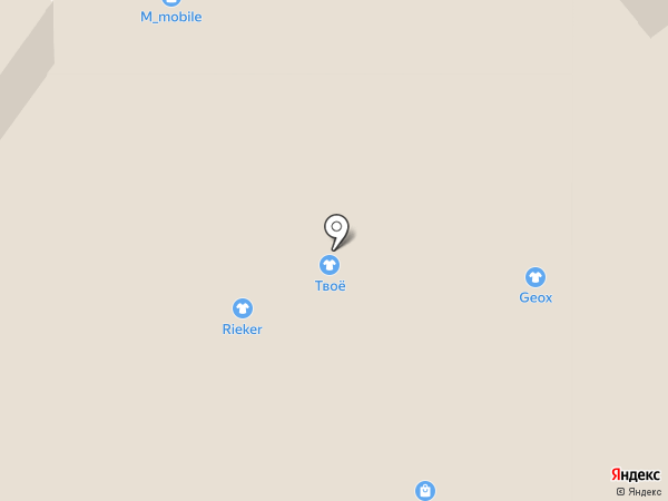 Shikonte на карте Уфы