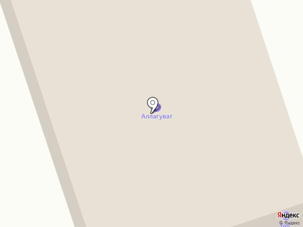 Тюльпан на карте Ишимбая