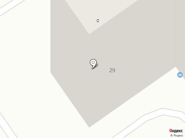 Кооператив по строительству и эксплуатации гаражей №2 на карте Ишимбая