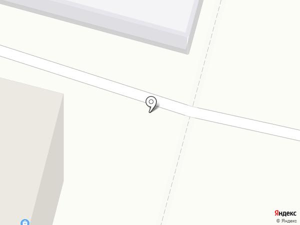 ГАРАЖ на карте Уфы
