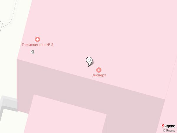Центральная районная аптека №111, МУП на карте Уфы