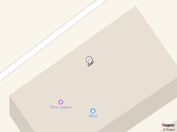 Юрматы на карте Ишимбая