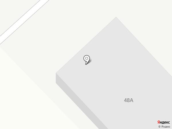 Звезда на карте Ишимбая