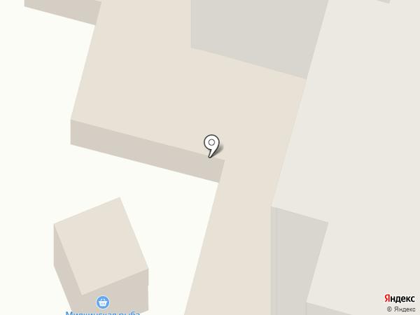 Шиномонтажная мастерская на карте Уфы