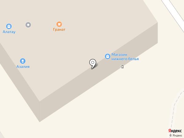 Афарин на карте Ишимбая