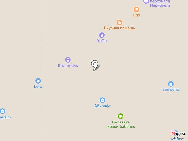 Мир чехлов на карте Уфы