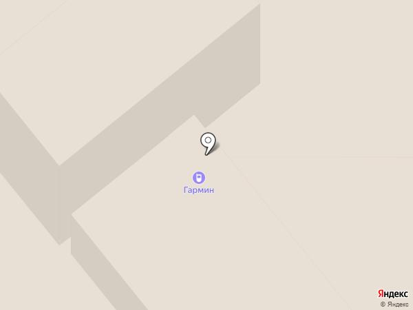 Мастерская по ремонту одежды на карте Уфы