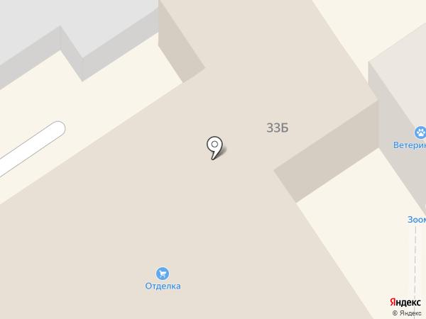 Балт Бет на карте Ишимбая