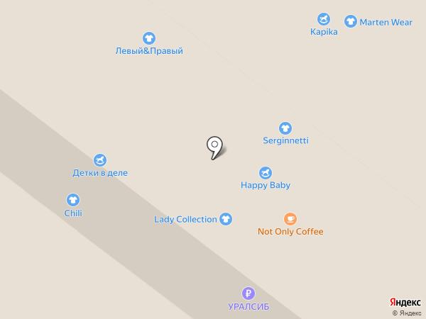 Proflc на карте Уфы