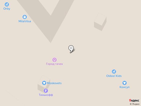 Ано на карте Уфы
