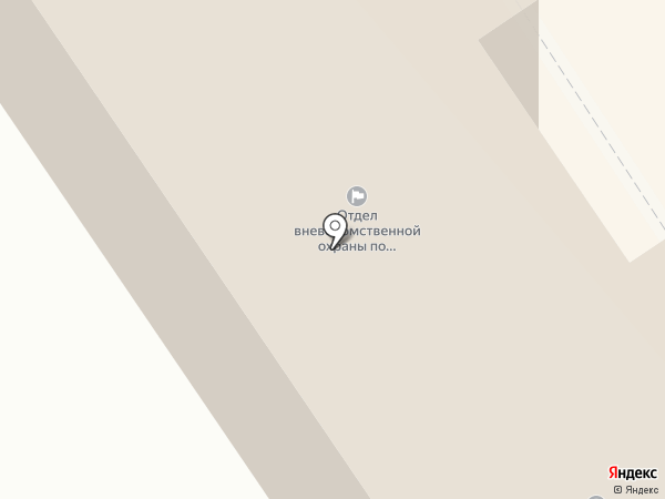 Отдел вневедомственной охраны по Ишимбайскому району на карте Ишимбая