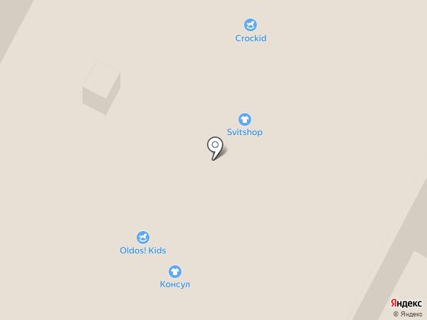 Хобби на карте Уфы