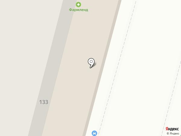 FLoveRed на карте Уфы