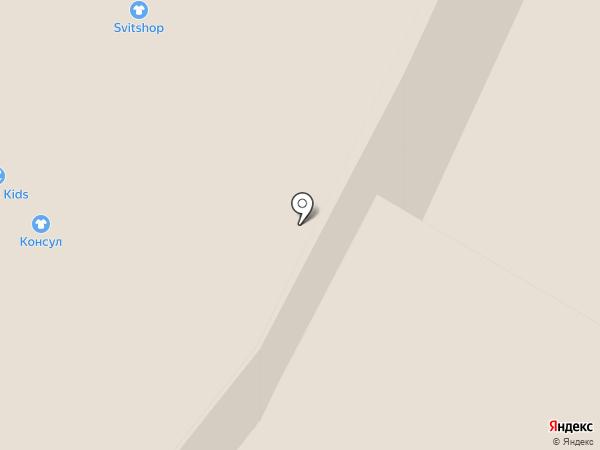 Kapika на карте Уфы