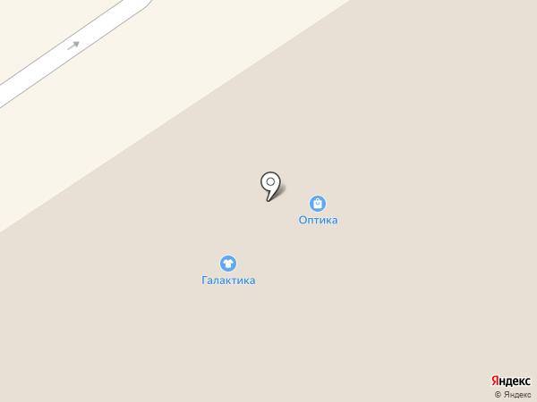 Баракат на карте Ишимбая