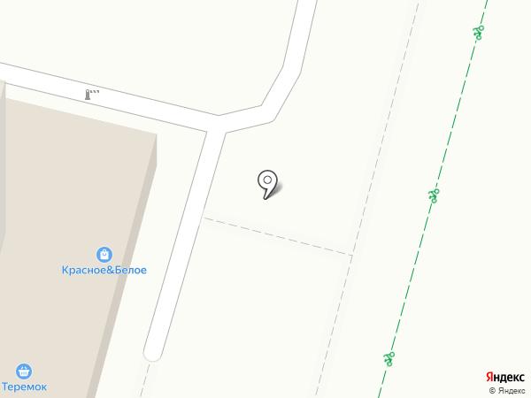 Красное & Белое на карте Уфы