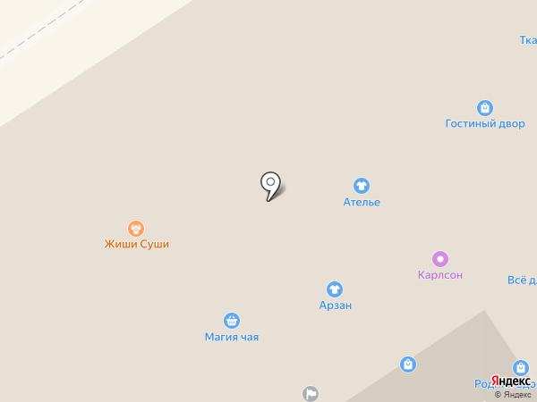 Мужичок-Грузовичок.рф на карте Ишимбая
