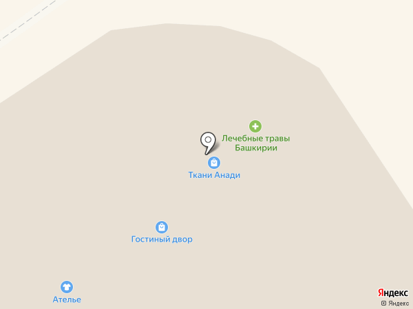 Родник Здоровья на карте Ишимбая