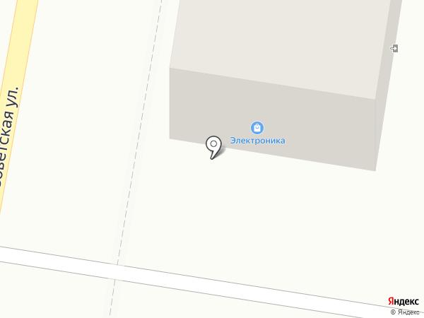 Магазин электроники на карте Ишимбая