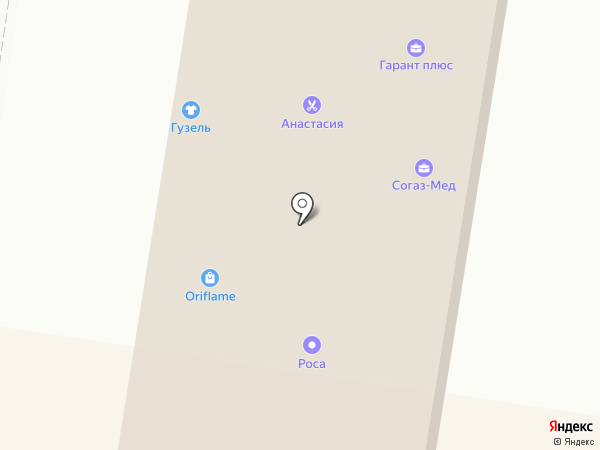PR Color на карте Ишимбая