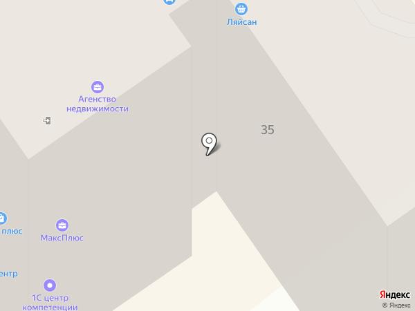 Информационные технологии на карте Ишимбая