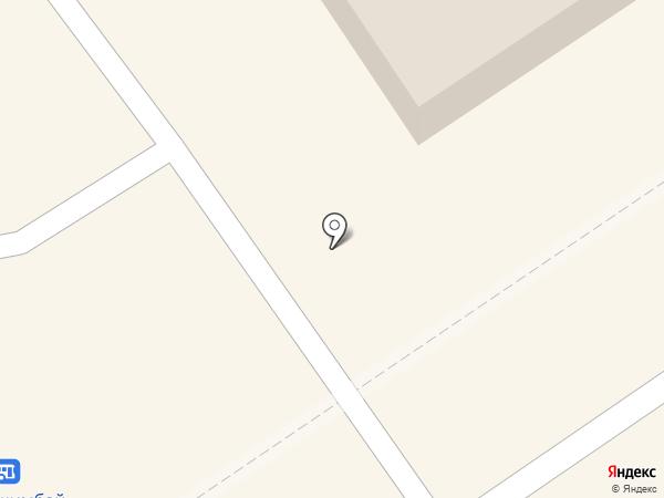 Картошкин на карте Ишимбая