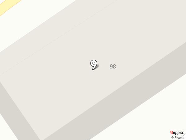 Рио на карте Ишимбая
