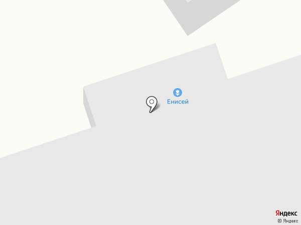 Енисей на карте Ишимбая