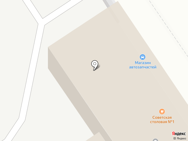 Рудерис на карте Ишимбая