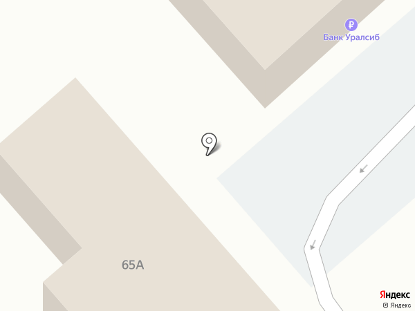 Ансат на карте Ишимбая