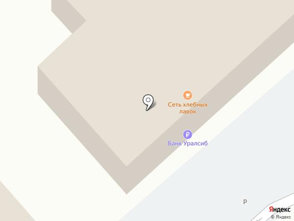 Тэмле на карте Ишимбая