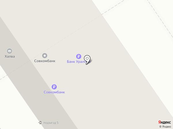 Магнит Косметик на карте Ишимбая