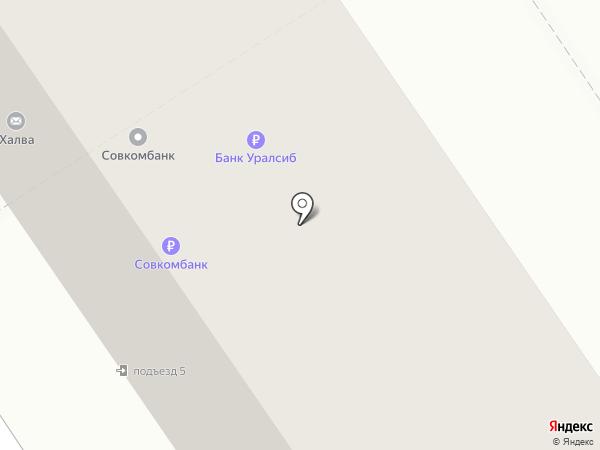 Казанова на карте Ишимбая