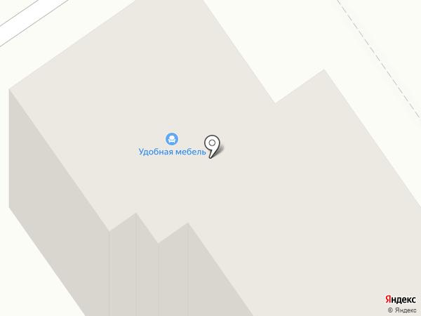 Магазин удобной мебели на карте Ишимбая