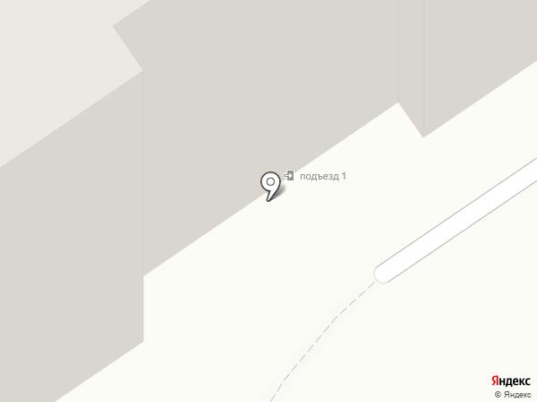 Гаражно-строительный кооператив №3 на карте Ишимбая