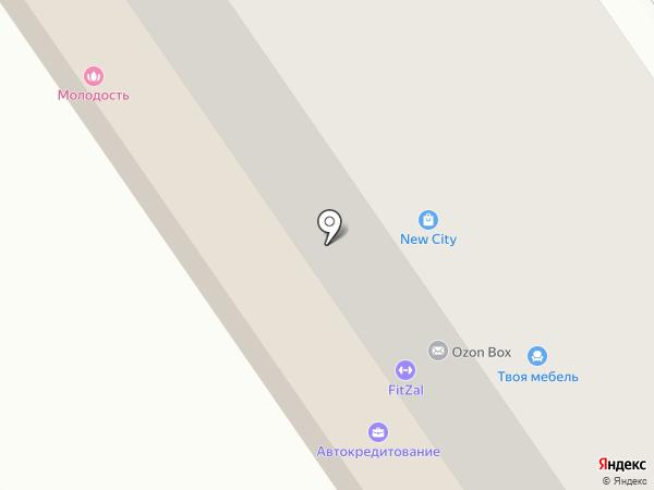Молодость на карте Ишимбая
