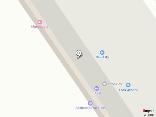 Риал-сервис на карте Ишимбая