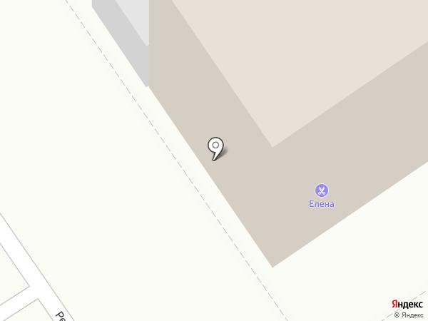 Елена на карте Ишимбая