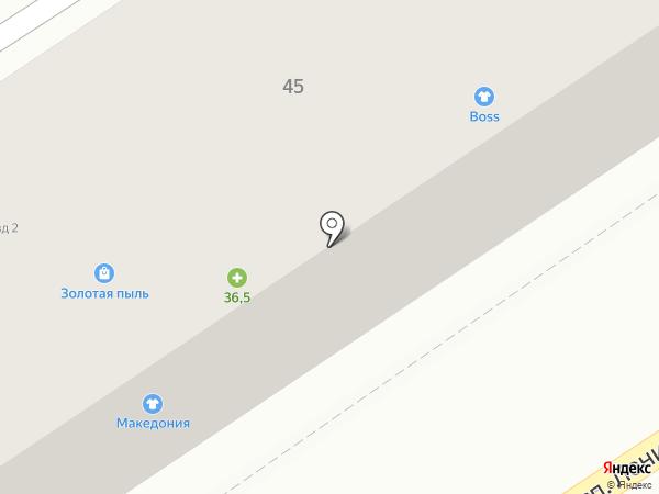 36,5 на карте Ишимбая