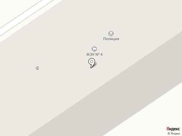 Участковый пункт полиции на карте Ишимбая