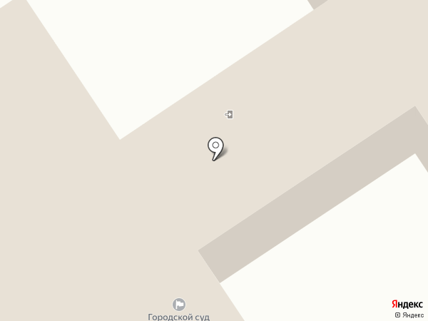 Ишимбайский городской суд Республики Башкортостан на карте Ишимбая