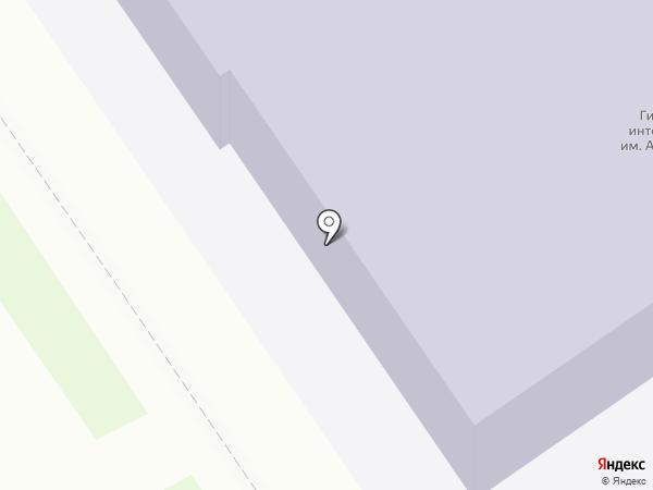 Специализированная юношеская автомобильная школа, ЧОУ ДПО на карте Ишимбая