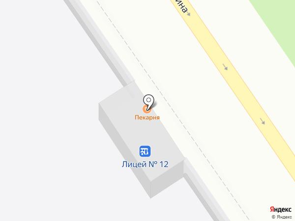 Золотой колос на карте Ишимбая