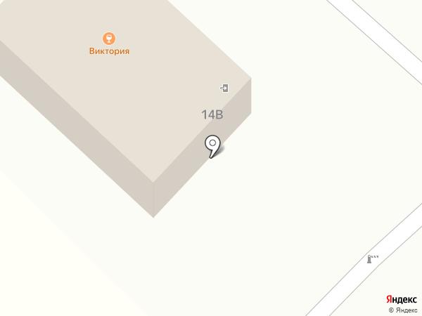 Виктория на карте Сокола