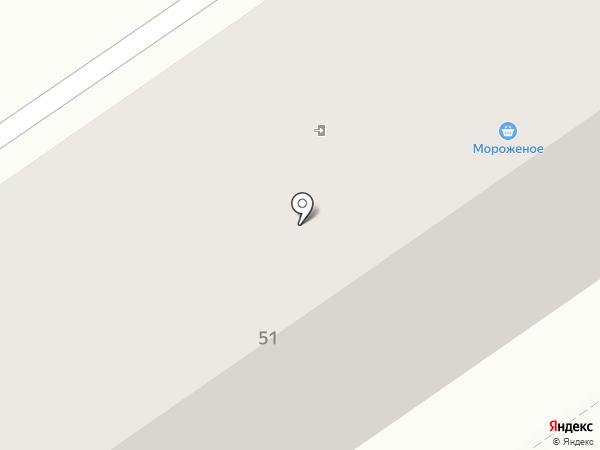 СДЮШОР по шашкам на карте Ишимбая