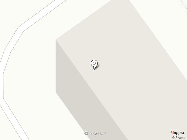 Хит-Навигатор, FM 98.1 на карте Ишимбая