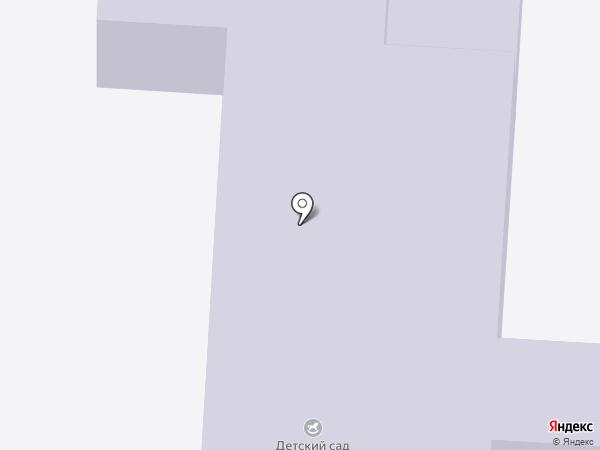 Детский сад №14, Теремок на карте Ишимбая