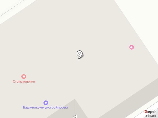 АрхЗемПроект на карте Ишимбая