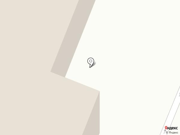 Лента на карте Уфы