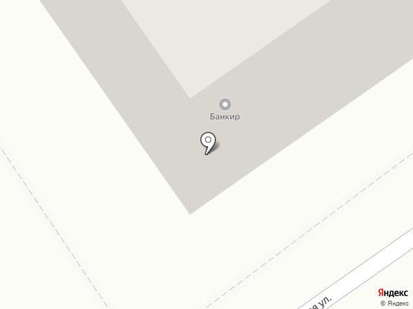 ФИНАНСОВЫЙ ЦЕНТР на карте Ишимбая